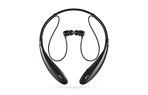 LG Electronics Tone Ultra (HBS-800) Bluetooth Stereo Headset - Retail Packaging - Black