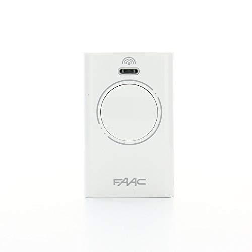 FAAC 787007 XT2 433 - Automazione Cancello Telecomando, Bianco