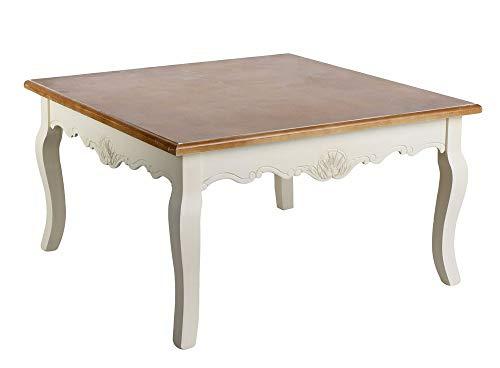 Wohnzimmertisch Shabby Chic Tisch Couchtisch Antik Stil Tisch HMB07 Palazzo Exklusiv