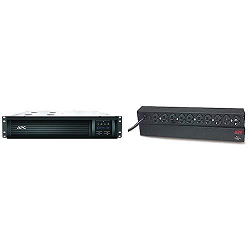 APC 1500VA Smart UPS with SmartConnect & Rack Mount PDU, Basic...