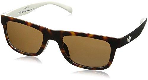 adidas Sonnenbrille AOR005 BA7008 Occhiali da sole, Multicolore (Mehrfarbig), 54.0 Uomo