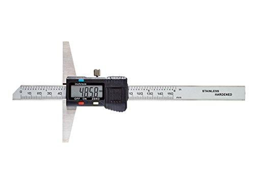 WABECO Digitaler Tiefenmessschieber 150 mm Tiefenmesser