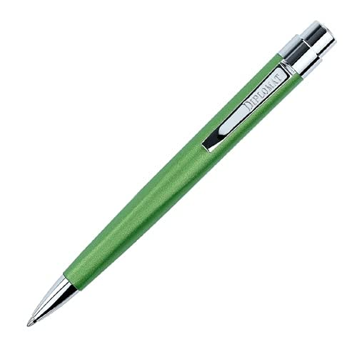 Bolígrafo Magnum Lime de acero inoxidable, color verde
