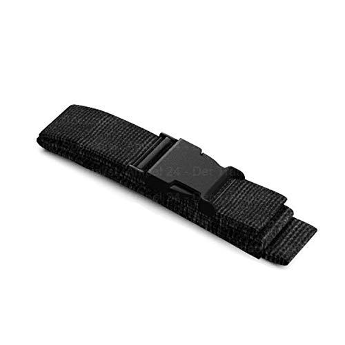 Ampel 24 - Sangle de Fixation Universelle/Longue de 190 cm/réglable/Noire