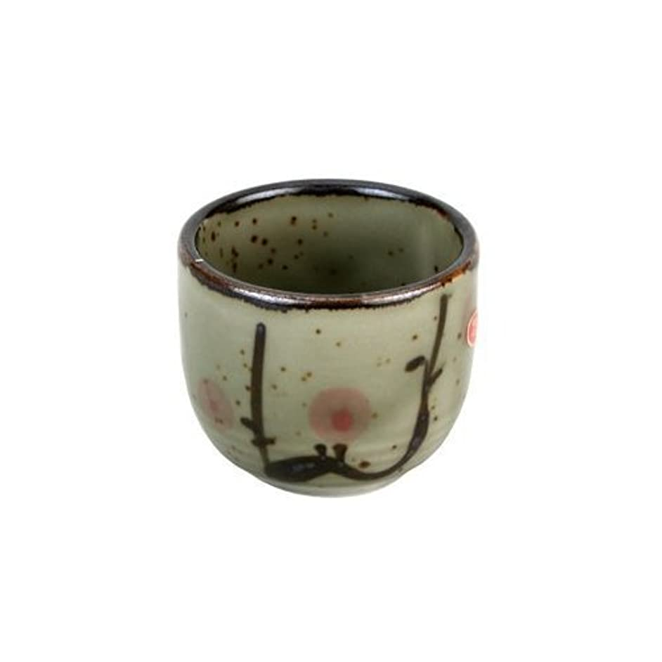 JapanBargain S-2755 Japanese Ume Porcelain Sake Cup, 1.5 oz.