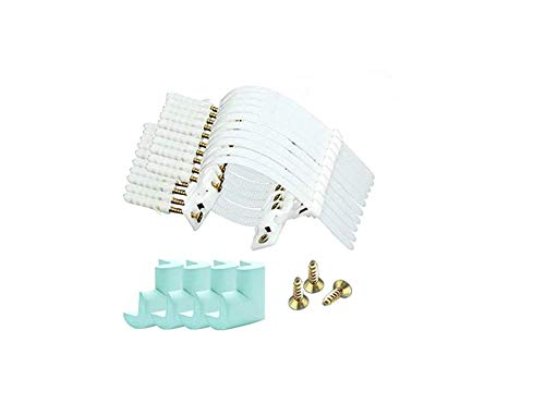 Proofing Anti Tip Furniture Anchors Kit - Etobuy - Cabinet Wall Anchors Protect - Furniture Straps