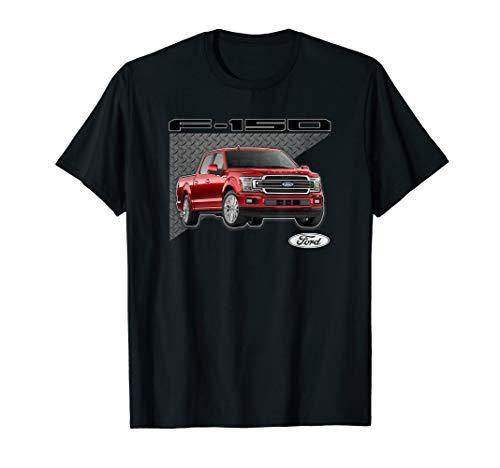 Ford Trucks F-150 Diamond Plate T-Shirt