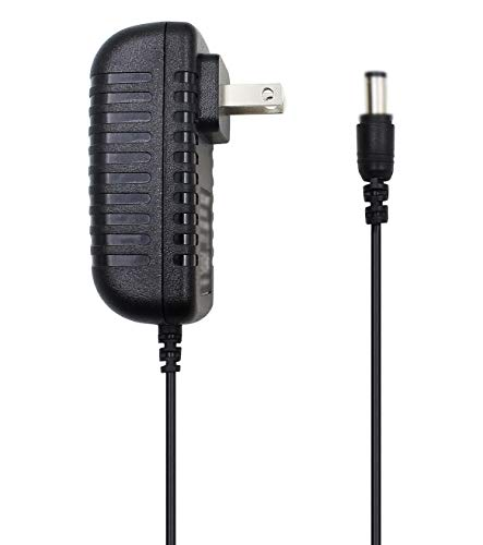 US AC Adapter Battery Charger Cord for Tennis Tutor Prolite Ball Machine Mains