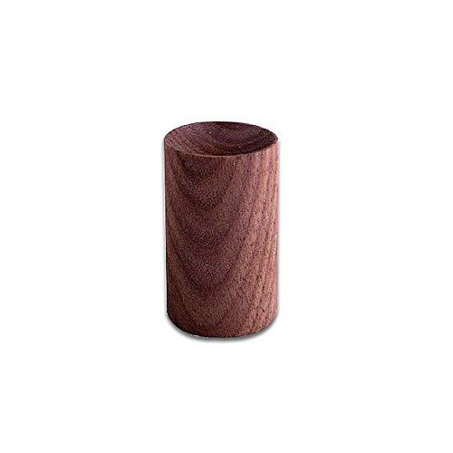 Hout etherische olie Diffuser - Aroma Diffuser kan worden gebruikt met etherische oliën - Slaap helpt op grote schaal worden gebruikt in de auto Slaapkamer Kasten 1 Gold Teak
