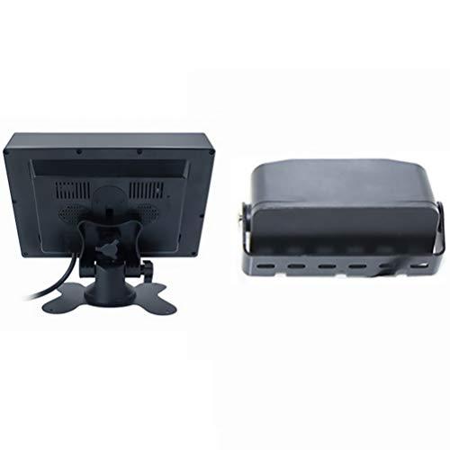 Wakauto Parksensoren HD-Rückfahrkamera Rückfahrkamera-Rückfahrradarsystem für LKW-Autos Pickups Wohnmobile Kleinere Wohnmobile