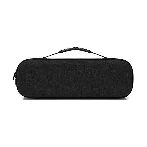 Hard Travel Case for Revlon Hair Dryer & Volumizer Hot Air Brush Case Black(Only Case)