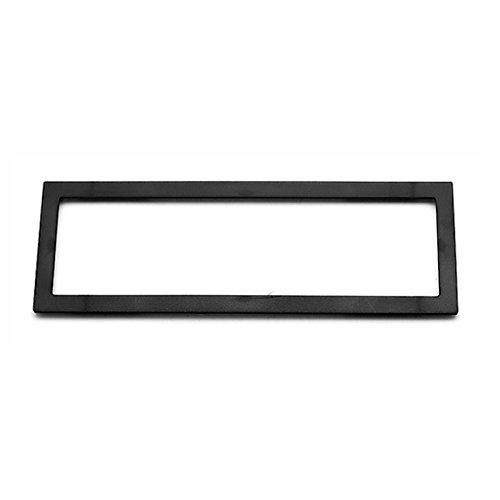carav 11–439 Autoradio Adapter DVD Dash Installation Kit für Universal Rahmen für Radioblende (173 * 50/188 * 64 mm) Faszie mit 173 * 50 mm