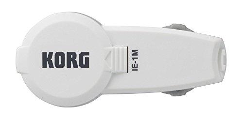 KORG 超小型 イヤホン型メトロノーム In-EarMetronome IE-1M 楽器演奏 個人練習 200時間連続稼働 ジョギング ウォーキングにも最適 ケース付き