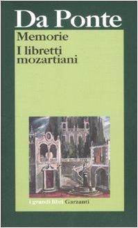 Memorie-Libretti mozartiani