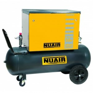 Nuair Soundproof Air Compressor 100 Litres 10 Bar 3 HP 2.2 kW