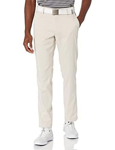 Amazon Essentials Slim-Fit Stretch Golf Pant Pants, Piedra, 31W x 30L