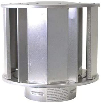 SunStar Heating Products Vent Cap - 4i Max 47% Latest item OFF Sidewall Roof or Venting