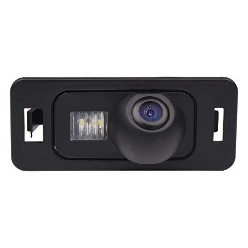 Rückfahrkamera in Kennzeichenleuchte Einparkhilfe Fahrzeug-spezifische Kamera integriert in Nummernschild Licht für BMW 5er E39 E60 BMW 3er EE91 E92 E90 X5 E53 E70 X3 F25 (E83 X1 X6