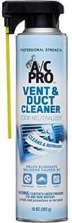 A/C Pro Vent & Duct Cleaner, 10oz