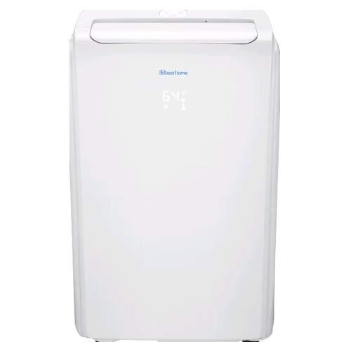 Best Home TAC10CPA/H 10,000 BTU Portable Air Conditioner - White