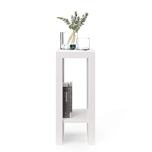 Movian Flower Stand with Storage Compartment, 26 x 60 x 26 cm