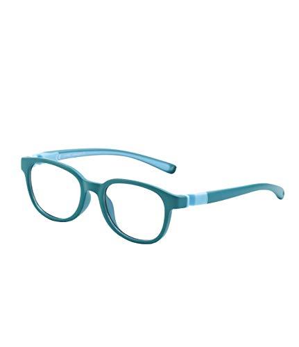 Kiddus Gafas con Filtro Bloqueo de Luz Azul. Protección Anti Fatiga Pantallas para Niño, Niña. A Partir De 6 Años. Con Patillas Flexibles y Extraíbles. Seguras, Confortables y muy Resistentes