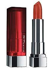Maybelline New York Color Sensational Creamy Matte Lipstick, 631 Mysterious Mocha