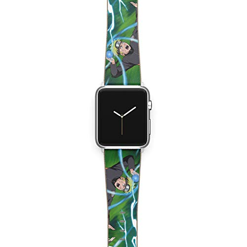 Watch Band Compatible with Apple iWatch All Series 38mm 40mm 42mm 44mm Cartoon Design Strap (nar3) (38/40mm)