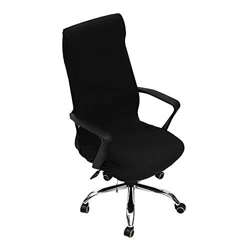 Anoauit stoelhoes voor bureaustoel, elastisch, zijarm, spandex, draaibaar, voor feestjes, banketten, bruiloft S 1 exemplaar