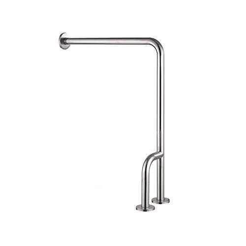 JIAHE115 Veiligheidsvergrendeling voor de omheining in de vorm van H handvat voor leuning/badkamer veiligheid leuning/WC/spiegel
