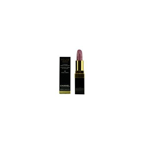 Chanel Rouge Coco Lippenstift 20 - rosa comète 3.5 g - Damen, 1er Pack (1 x 1 Stück)