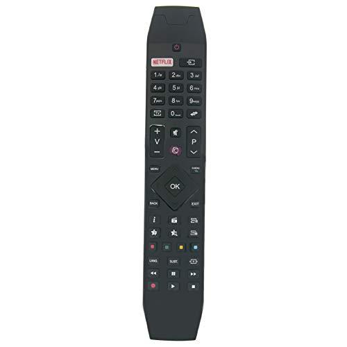 VINABTY RC49141 RC-49141 Reemplazo de Control Remoto para Hitachi TV 32HB1W66l 32HB5W66 43HL15W64 32HB6T61A 32HB4W65I...