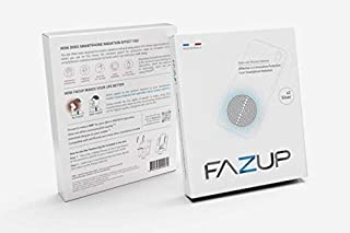 FAZUP Anti-Waves Sticker for Cell Phones - EMF Electromagnetic Protection, Anti Radiation - Reduces Your Wave Exposure By ...