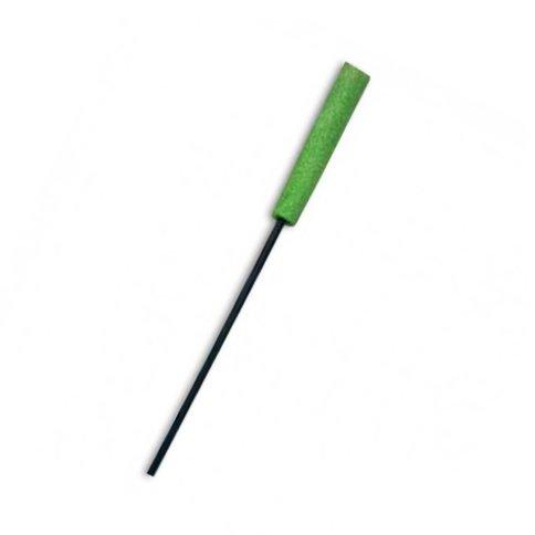 ESCOBILLA FLAUTA DULCE - Hohner (TM80005) Espuma (Varilla Plastico) Verde