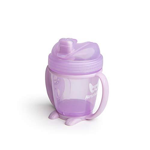 rosa Herobility HBT340CL0101 Babyflasche 340 ml