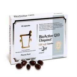 Bio-Ubiquinol Active QH 100mg - 60 caps by Pharma Nord