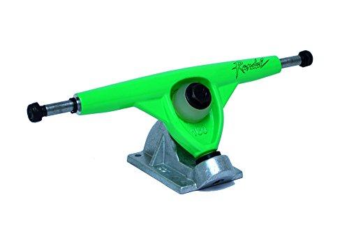 Randal RII Skate Longboard Trucks 180mm Green Neon. Ejes de Longboard (Set 2)