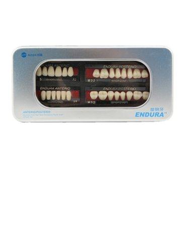 Autek 1 Box/Falsch setzen neue Dental Zahn-Zahn-Prothesengröße M32 A2 Farbe 28-pc Zähne