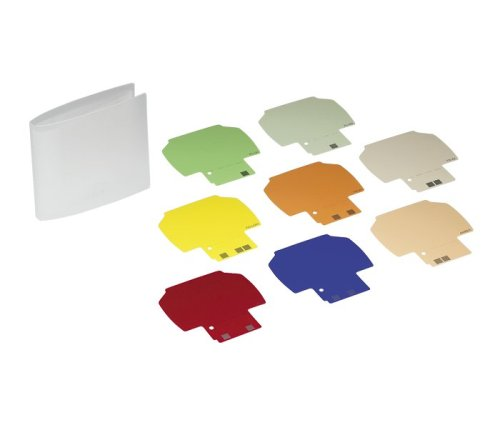 Nikon SJ-3 Colorfilter-Set für SB-900