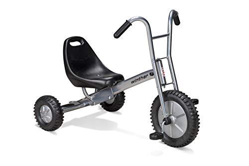 Winther Viking Explorer Off-Road Dreirad Maxi Sitzhöhe 31 cm / Breite 61 cm / Länge 101 cm / Gewicht: 15 kg / für Kinder von 3-7 Jahren