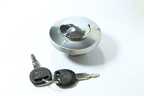 Gas Tank Cover Lock Keys for Yamaha Vstar V Star 650 and 1100 Motorcycles