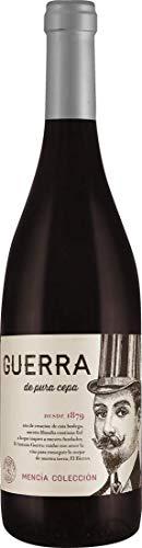 Mencia - Guerra de pura cepa Roble | Vinos del Bierzo | Spanien-Bierzo | (1x 0,75l) Rotwein-trocken