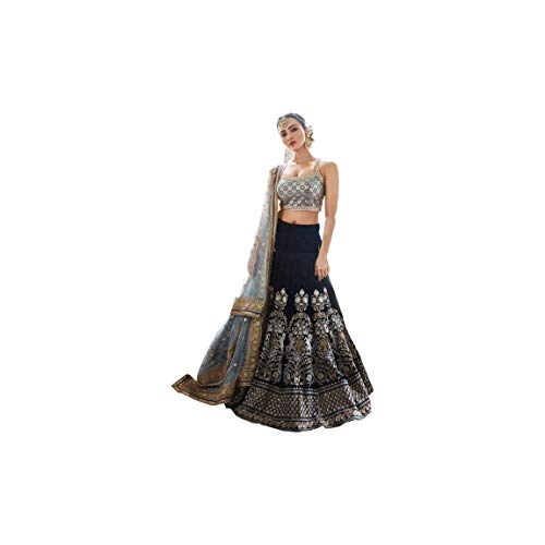 JUPITER FASHNET Indian Kleid Lehenga Choli Für Frauen