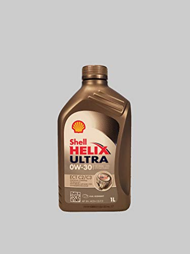 Shell Helix Aceite para Motor (Ultra ect C2 C3 0W-30, 1 L)