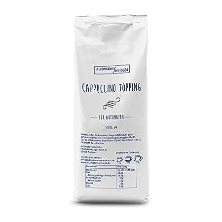 Cappuccino Topping für Automaten 10 x 500g