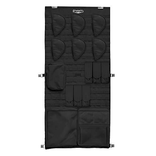 Stealth MOLLE Gun Safe Door Panel Organizer Medium...