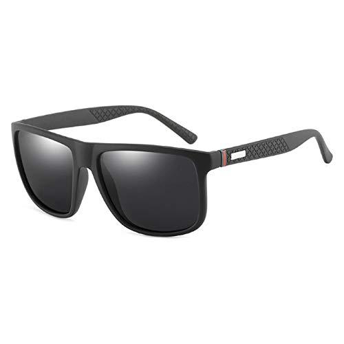 NJJX Gafas De Sol Polarizadas Clásico Hombres Mujeres Revestimiento Espejo Conducción Gafas De Sol Gafas Sombras 01