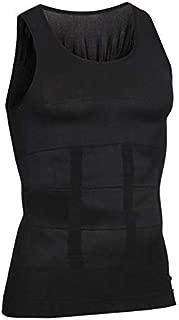 SizeMen Slimming Underwear Body Shaper Waist Cincher Corset Men Shaper Vest Body Slimming Tummy Belly Slim Body Shapewear
