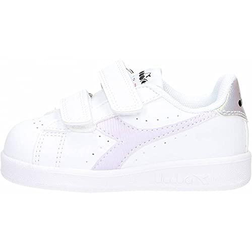 Diadora - Sneakers Game P TD Girl per Bambino e Bambina (EU 23)