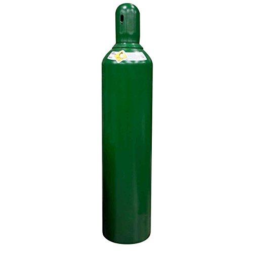 80 cu/ft Oxygen Welding Gas Cylinder Tank CGA 540 - FULL